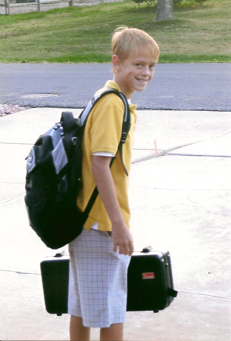 Logan School Picture